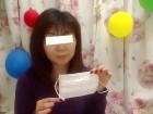 【ニオイ注意】くろちゃん私物のミニワンピ&使用済みサイン入りマスク