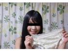 声優の卵☆ゆあちゃんの黄色のパンティ☆未洗濯注意