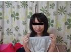 巨乳ウェイトレス☆みうちゃんの水色のパンティ☆未洗濯注意