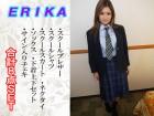 ERIKAちゃん ブレザー制服セットとサイン入りチェキ 合計8点