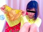 「未央」の光沢ゴールド色パンティ!
