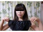 スタイル抜群☆さおりちゃんの黒と白のパンティ☆臭い汚れ注意