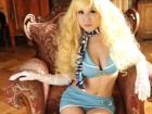 北川エリカ『快楽を求めて貪り合うコスプレ巨乳美女の濃厚SEX』で着用した衣装5点セット!