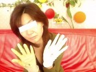 【ニオイ注意】くろちゃん私物のチュニックワンピ&ゴム手袋