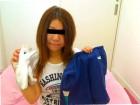 ★人妻えみちゃん☆チャットで使用学校スクール半ズボン&Tシャツ★
