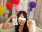 マシュマロ女子ナミちゃん☆サイン入り使用済みマスク&歯ブラシ