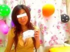【ニオイ注意】くろちゃん私物のカットソー&サイン入り使用済みマスク
