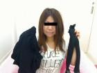 ★人妻えみちゃん☆ニーハイソックス&黒の半ズボン&白のTシャツ
