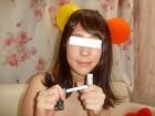 セクシー美女りりこちゃんサイン入りマニキュア2本&使用済み歯間ブラシ