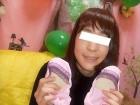 セクシー美女りりこちゃん私物のサイン入り靴下