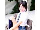 ★新垣れおちゃんがDVD「天使の片思い」で着用下着上下セット(白)とYシャツと靴下+サイン入りチェキ