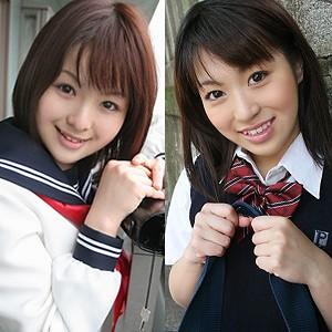 [指マン]「Aika&Miu」(アキバガールズ)