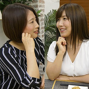 素人熟女図鑑 さき&みわ jzukan132