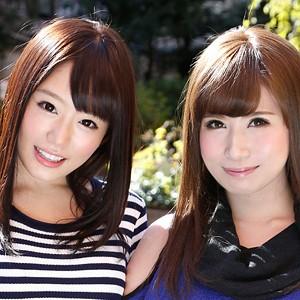 【今夜ヤレちゃう素人】3P・4P「真緒&あずみ」(KAKUJITSU) - KAKUJITSU