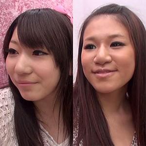 オンナ同士 ユリア&ナミ odoushi095