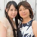 水野亜美&母親 SHE-489画像