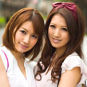莉子 & エリカ