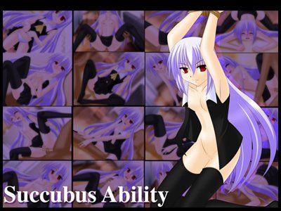 【GATE 同人】SuccubusAbility
