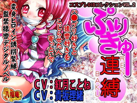 【ハートキャッチプリキュア 同人】コスプレDIDコレクションVOL.2プリきゅー連縛