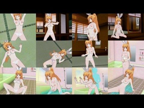 3Dランダム少女 #9