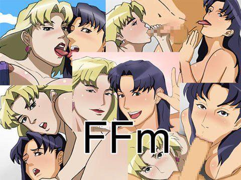 エントリー FFm - 同人ダウンロード - DMM.R18 のイメージ