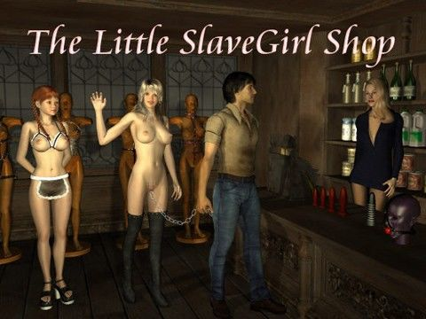 The little slavegirl shop