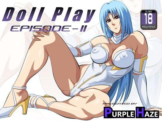 【ゼノサーガ同人】DOLL PLAY EPISODE2