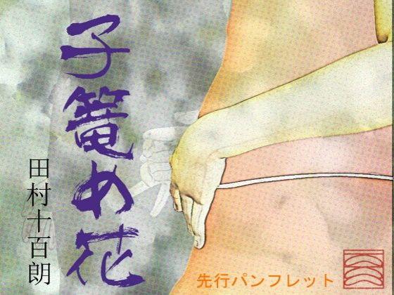 【オリジナル同人】子篭め花 先行パンフレット