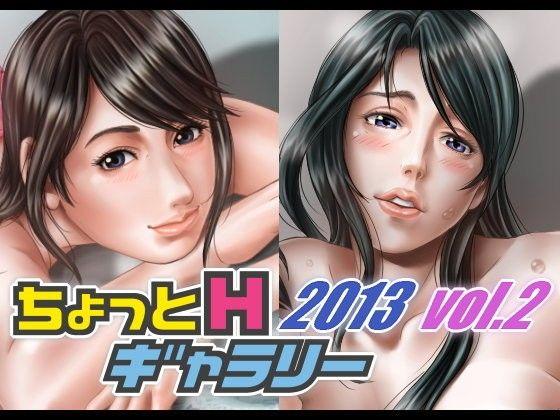 【ちょっとHギャラリー 同人】ちょっとHギャラリー描き下ろしレイヤー付CG集2013年Vol.2