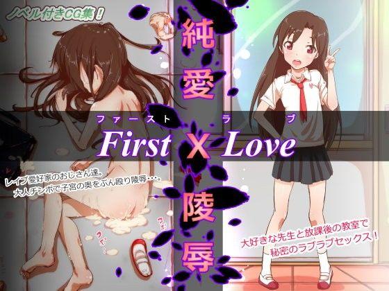 【栗田空 同人】FirstLove純愛X○辱。小保方アンリ