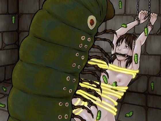 【オリジナル同人】蟲神様