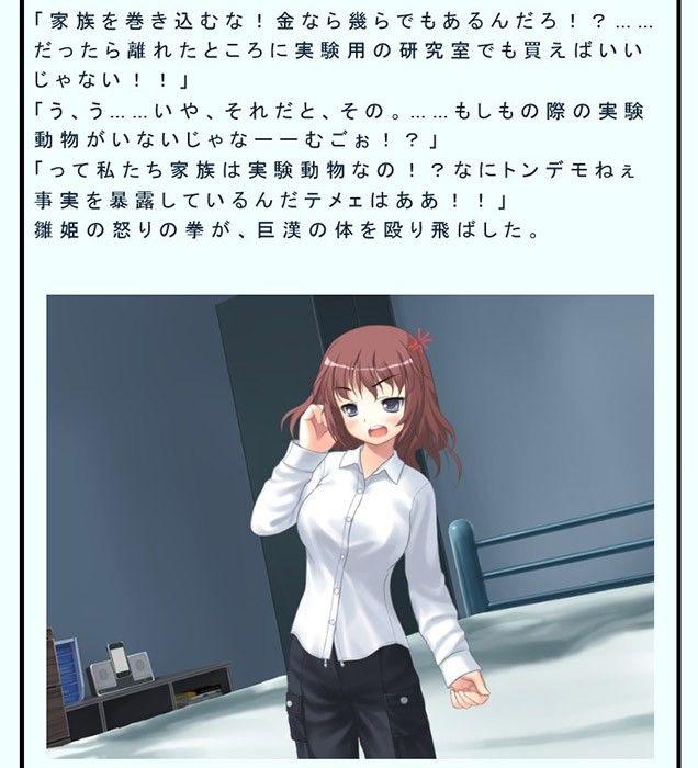 守谷雛姫の受難