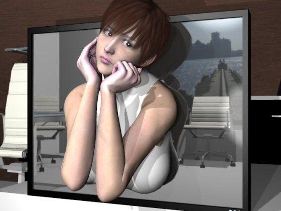 3D立体短編動画集