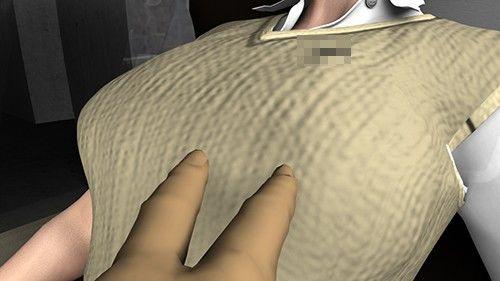 [同人]「新○線で開脚状態で爆睡する超絶劇ミニJK発見!誰もいなかったのでパンツとか盗撮しまく...