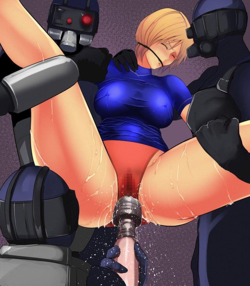【オリジナル同人】射弾翔女アストラルvsサラマンダー