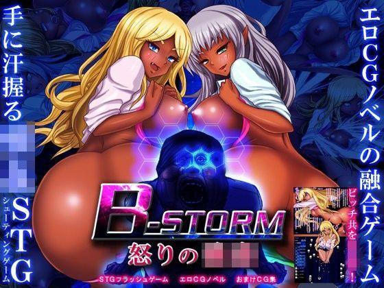 B-STORM 〜怒りの強姦〜