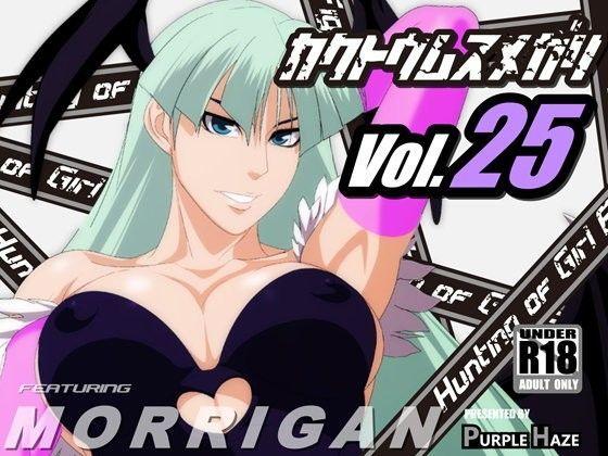 格闘娘狩り Vol25 モリガン 編