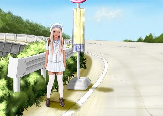 【少女 個人撮影】ミニスカでつるぺたでパイパンで制服の少女の個人撮影売春・援交あっさり淡白の同人エロ漫画!