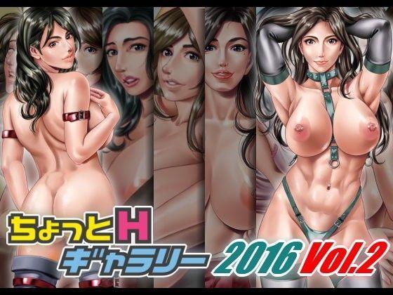 ちょっとHギャラリー 描き下ろしレイヤー付CG集 2016年 Vol.2