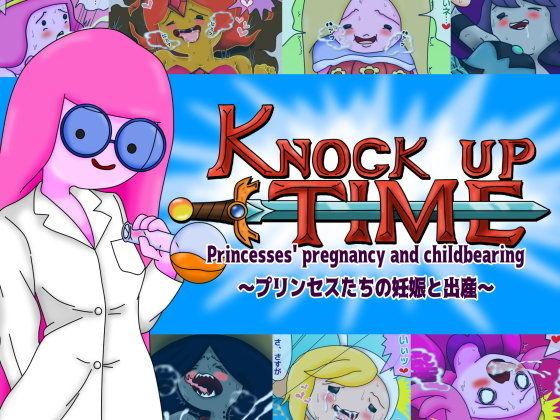 【ナナちゃんドール 同人】Knockuptime!プリンセスたちの妊娠と出産