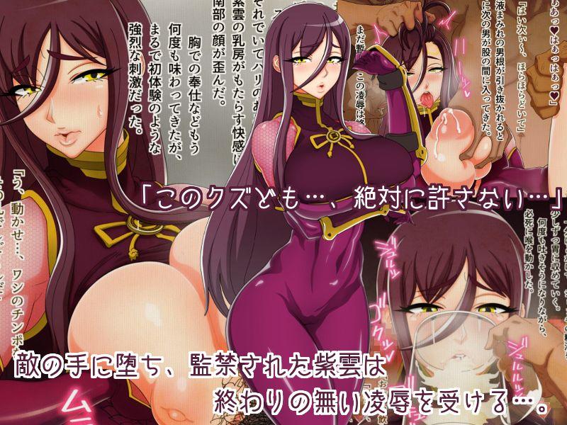 特命忍者紫雲 画像