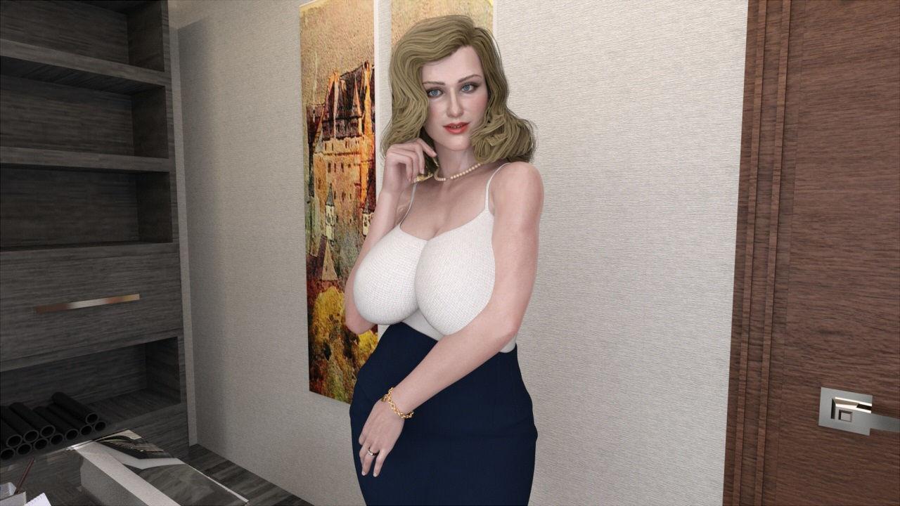 犯された爆乳美熟女 ヘレン エロ画像