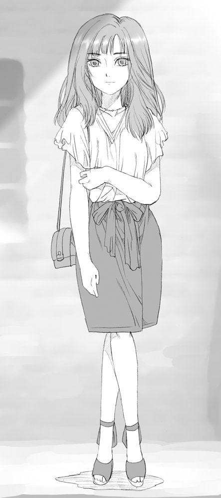 美人OL、美加子の日々 エロ画像