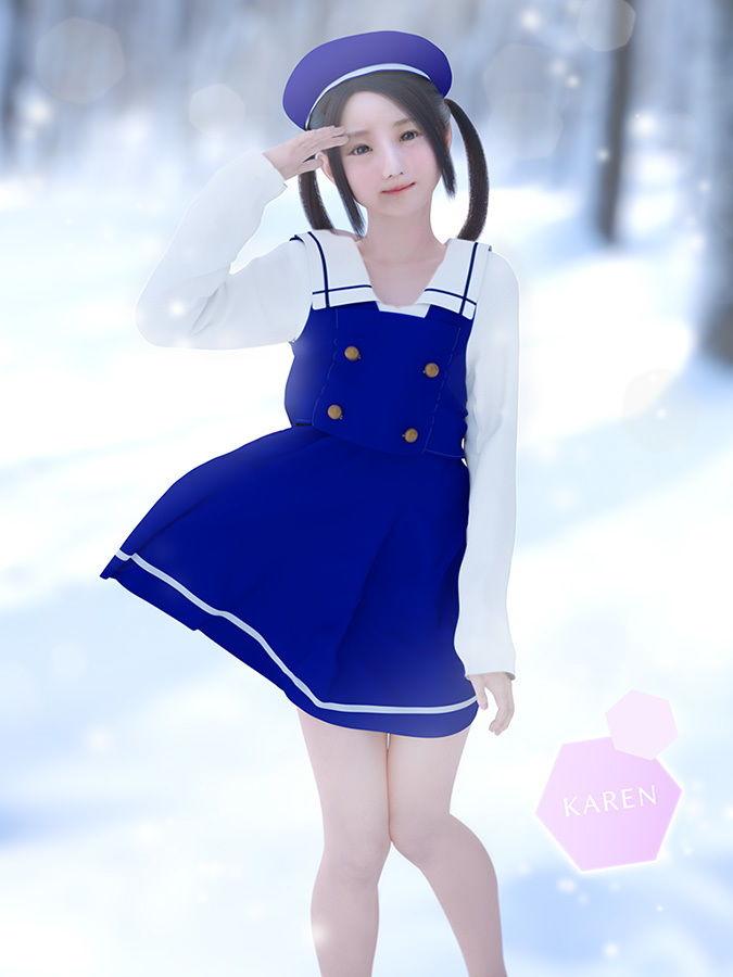 STARawBeRRy CHEESE CAKE #5 「加恋」と「夏乃音」 エロ画像