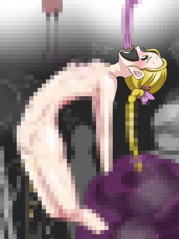 一人だけ実験感覚で弄ぶ。人間排泄が一番気持ちいい。アニメ画像