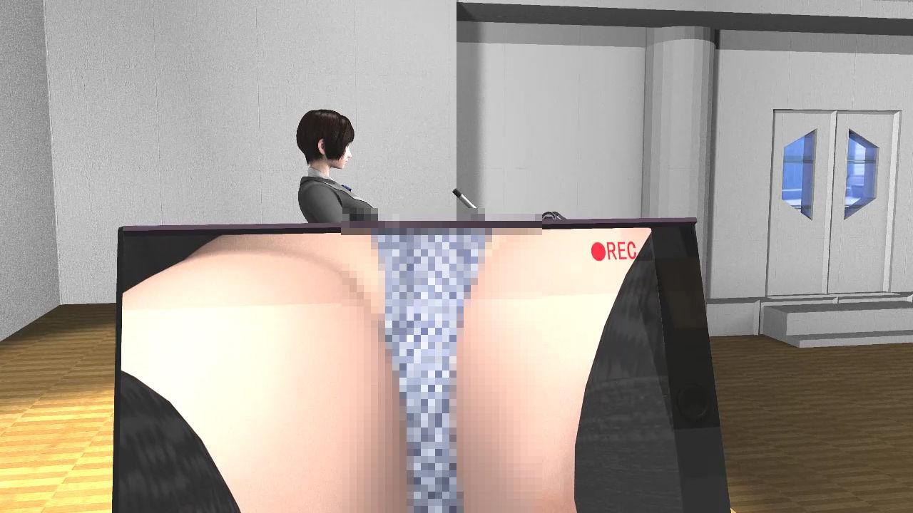 【▲50△50】激ミニちゃんは学校で生徒会長でもあります。ブラック校則の数々に対して矢継ぎ早に改正案を提案する彼女。しかし放送部の暗躍により演説中のスカート内を真下から盗撮される彼女!シリーズ016『更衣室から下着が盗まれ、さらにスケスケヒ…
