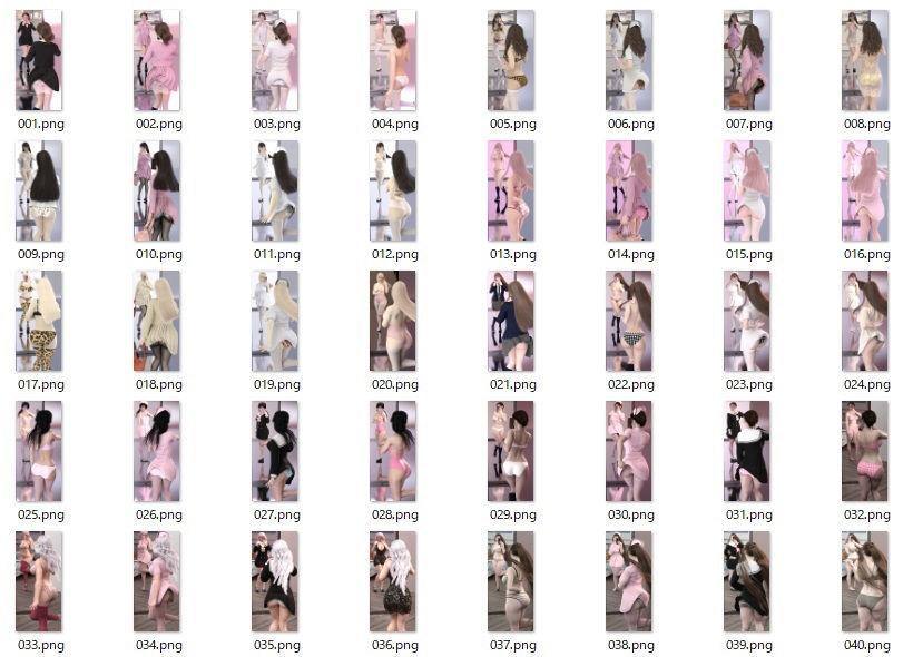 Cover Girls Vol.4 エロ画像