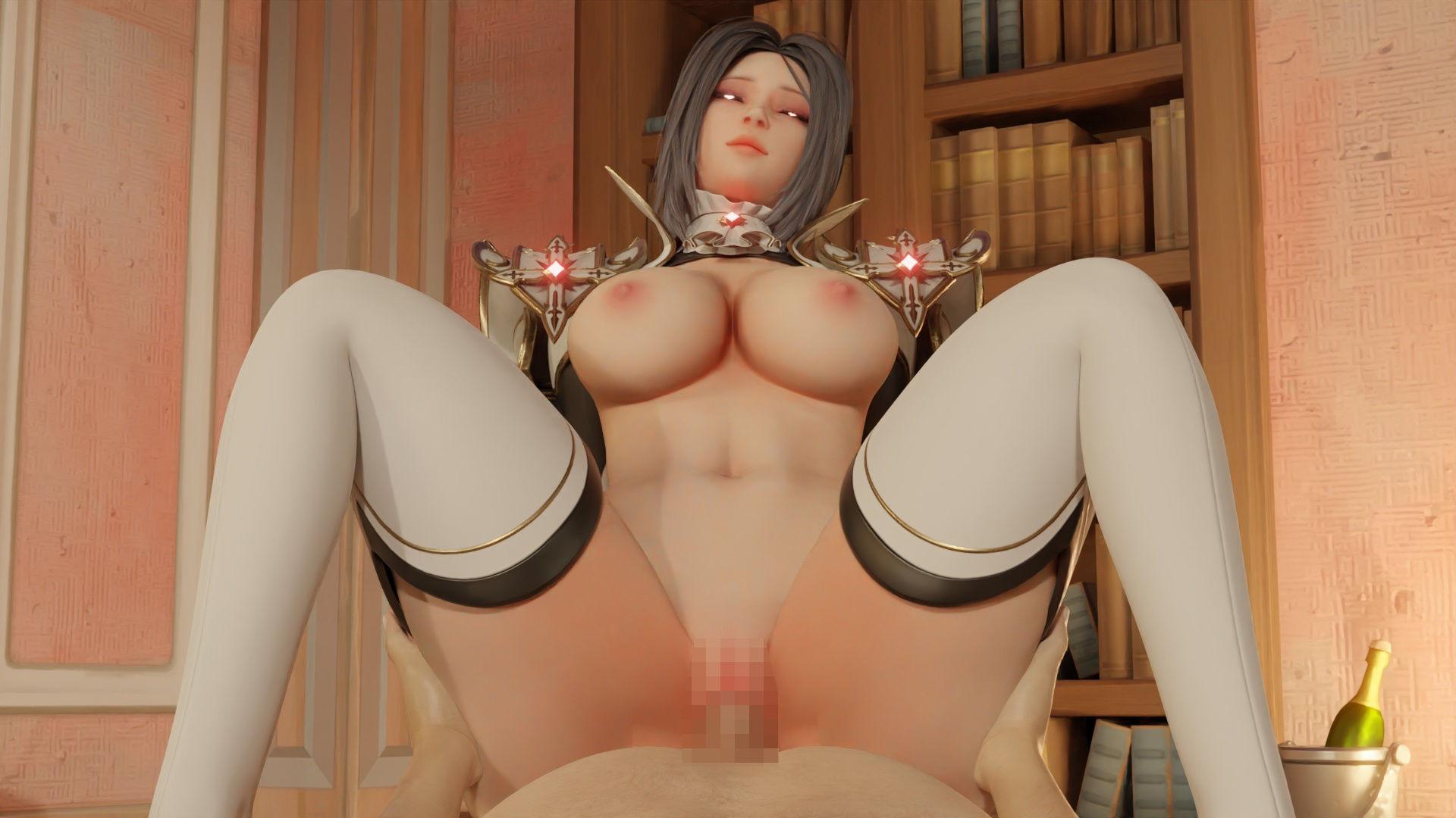 デヴァイン・ファックVR ~セックス礼拝~ エロ画像