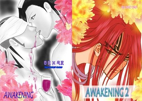 【BLEACH 同人】AWAKENING1&2