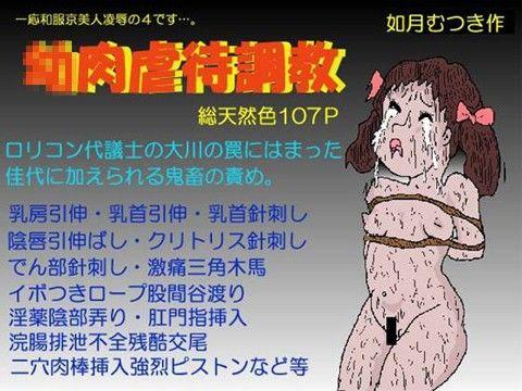 ○肉虐待調教